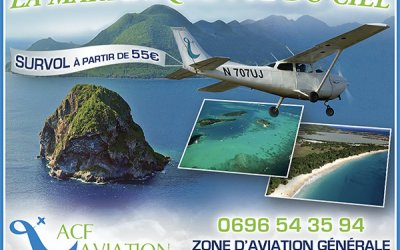 Carte Martinique Guadeloupe | Guide touristique, cartes, code promo de la Martinique et Guadeloupe | ACF Aviation